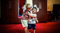 Anak-anak Ashanty (Foto: Instagram)