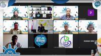 Acara Bincang Bahari yang diadakan secara virtual pada Selasa (27/7/2021) mengupas mengenai Peraturan Menteri Kelautan dan Perikanan Nomor 18 Tahun 2021 (Sumber: YouTube)