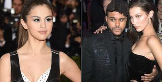Bella Hadid dikabarkan bertengkar hebat dengan The Weeknd karena Selea Gomez. (Elite Daily)