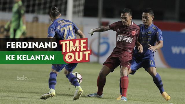 Berita video Kelantan FA resmi rekrut Ferdinand Sinaga untuk musim 2018. Apa alasan klub Malaysia tersebut menggaet eks striker PSM Makassar itu?