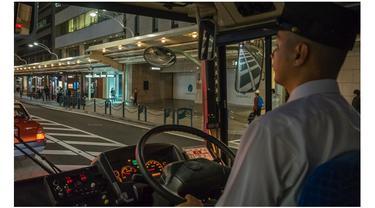 Sopir Bus Ini Larang Penumpang Ucapkan Terima Kasih Padanya, Alasannya Bikin Heran