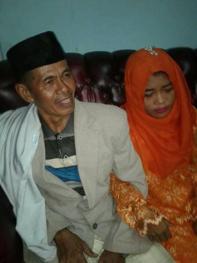 Bang Narning dan Megawati | Photo: Copyright KapanLagi.com