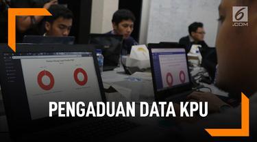 KPU Buka Pengaduan Data, Ini Caranya