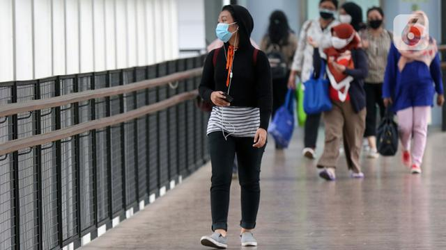Jakarta Bersiap Perketat PSBB