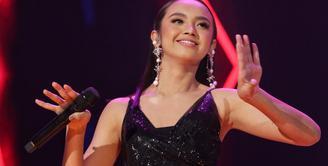 Lyodra Indonesian Idol. (Bambang E Ros/Fimela.com)