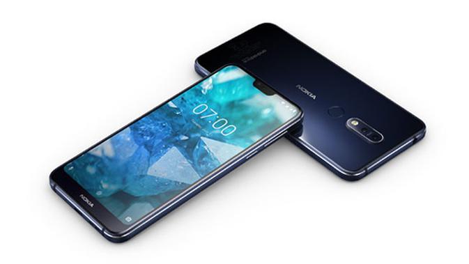 HMD Global resmi merilis Nokia 7.1. (Doc: Nokia)