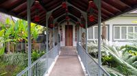 Istana Tampak Siring, Bali. (Liputan6.com/Dewi Divianta)