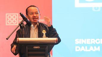 Di Bawah 5 Persen, Segini Hitungan Menteri Bahlil Soal Pertumbuhan Ekonomi 2021
