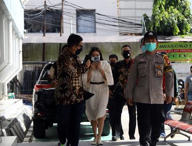 FOTO: Gisel Jadi Saksi Sidang Penyebar Video Syurnya dengan Nobu