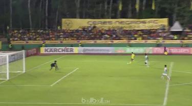 Klub Filipina Ceres Negros mendapatkan modal penting di leg pertama semifinal Piala AFC Zona ASEAN dengan mengalahkan klub Myanmar...