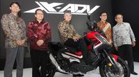 Honda X-ADV di Indonesia Internasional Motor Show (IIMS) 2019