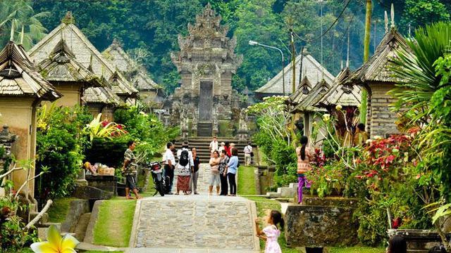 Ke Bali Singgah Di 3 Desa Wisata Yang Memukau Ini