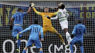 Hasil Liga Europa: Internazionale 1 - 0 Celtic