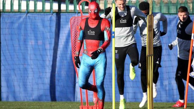 Spiderman, Jamie Vardy