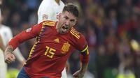 Sergio Ramos (JORGE GUERRERO / AFP)