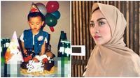 Unggahan Foto Jadi Sorotan, Ini 6 Potret Masa Kecil Rachel Vennya (sumber:instagram/ rachelvennya)
