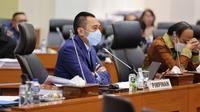 Wakil Ketua Badan Anggaran DPR RI yang juga Ketua Fraksi Demokrat Edhie Baskoro Yudhoyono. (Ist)