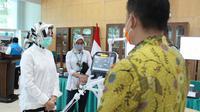 MPMRent salurkan bantuan alat kesehatan senilai Rp500 juta untuk penanggulangan pandemi COVID-19 di kota Tangerang Selatan