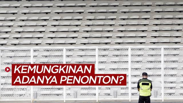 Berita Video, Menpora Gelar Rapat Bersama PSSI dan PT LIB Bahas Kemungkinan Adanya Penonton di BRI Liga 1