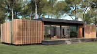Perusahaan arsitektur Perancis, Multipod Studio membuat PopUp house, yakni sebuah hunian unik yang dibangun semudah menyusun lego.