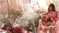 Gucci menghadirkan seri Gucci Bloom terbaru dengan semburat aroma segar nan lembut. (Foto: Instagram/@Guccibeauty)