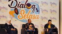 Nasdem menggelar acara Dialog Selasa bertema 'Hubungan Pembangunan Nasional dan Ketahanan Nasional'.