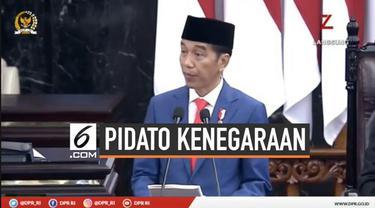Dalam Pidato Kenegaraaan di Sidang Tahunan MPR haru Jumat (16/08/2019) Presiden Joko Widodo meminta UU yang menyulitkan rakyat harus dibongkar.