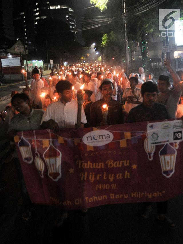 Ragam Perayaan Tahun Baru Islam Di Indonesia News Liputan6com