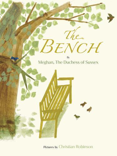 The Bench karya Meghan Markle. (Random House Children's Books via AP)