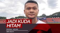 Berita video kiper baru Persik Kediri, Dian Agus P., meyakini timnya bisa menjadi kuda hitam di Shopee Liga 1 2020.
