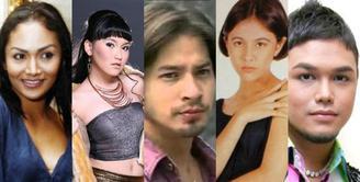 Bagaimana wajah Ari Wibowo dan empat artis lainnya di awal karier mereka?