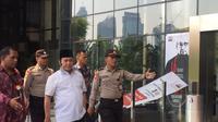 Bupati Lampung Selatan Zainudin Hasan (Liputan6.com/Lizsa Egeham)
