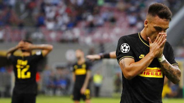 Inter Milan Vs Slavia Praha