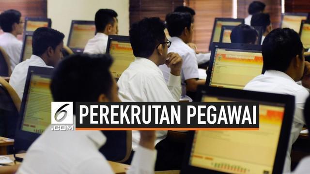 Tahun 2019 pemerintah akan membuka total sebanyak 175 ribu formasi pada perekrutan Pegawai Pemerintah dengan Perjanjian Kerja (PPPK) Tahap II dan seleksi Calon Pegawai Negeri Sipil (CPNS).