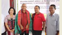 Kementerian Pariwisata tak henti-hentinya mengeksplorasi potensi wisata di kawasan Danau Toba, terbaru yang menjadi perhatian adalah pengembangan destinasi di Desa Wisata Sibandang.