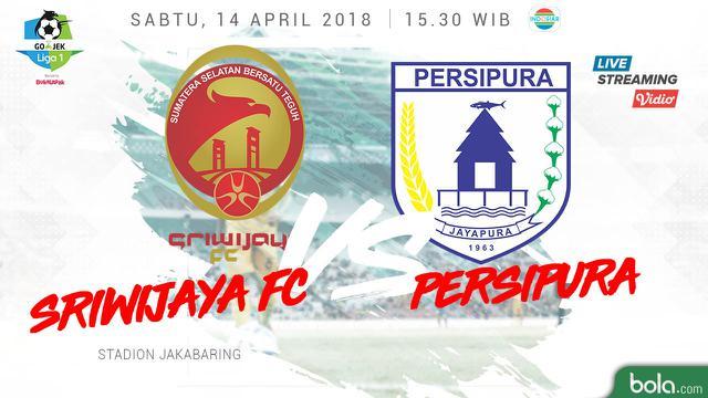 Live Streaming Liga 1 2018 Di Indosiar Sriwijaya Fc Vs