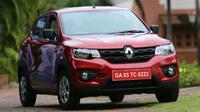 Renault Kwid facelift rilis di India. (Drivespark)