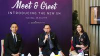 Meet and Greet Grand Mercure Jakarta Harmoni (Dok. Liputan6.com/Komarudin)