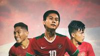 Timnas Indonesia U-19 - Fajar Fathur Rahman, Rendy Juliansyah, Sutan Zico