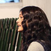 Amanda Rawles bermain dalam film Ranah 3 Warna (Istimewa)