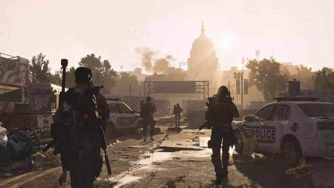 Division 2. (Doc: Ubisoft)