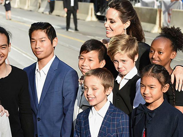 Gaya 6 Anak Angelina Jolie Yang Beragam Lifestyle Liputan6 Com