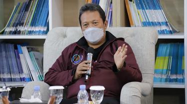 Menteri Kelautan dan Perikanan (KKP) Sakti Wahyu Trenggono