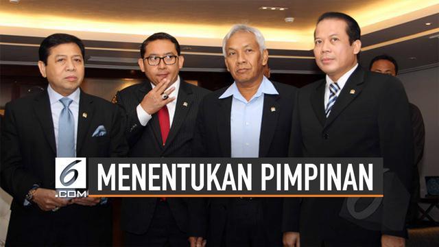 Mekanisme pemilihan pimpinan DPR diatur dalam UU MD3. Partai pemenang Pemilu otomatis berhak duduki kursi ketua DPR.