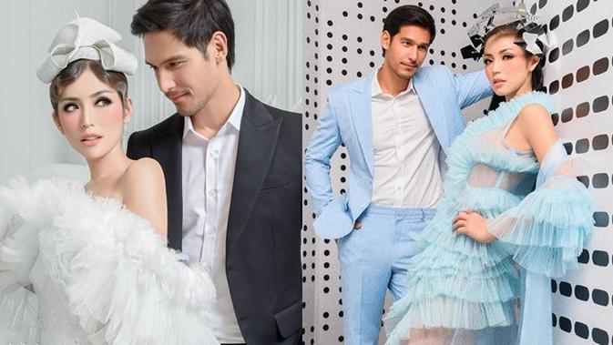 5 Momen Spesial Acara Tunangan Jessica Iskandar Dan Richard Kyle, Romantis Banget