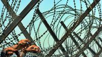 Penjara Abu Ghraib di Baghdad (CNN)