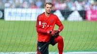 9. Manuel Neuer - Dibeli Bayern Munchen dari Schalke dengan harga 19 juta poundsterling. (AFP/Christof Stache)