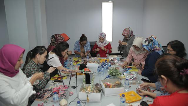 [FIMELA] Komunitas Jejaring Craft, Berkreasi Sambil Berbagi Ilmu
