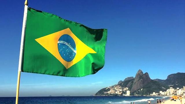 Ilustrasi bendera Brasil (AFP)