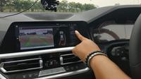 All new BMW Seri 3 dilengkapi fitur canggih (Arief/Liputan6.com)